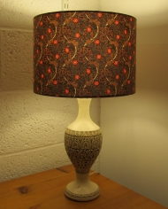 Wightwick Manor vintage lamp