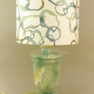 'Electric Dreams' vintage lamp