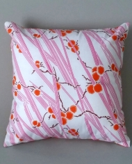 Scatter Cushion – Orange Blossom Cowboys 2