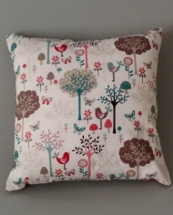 Scatter Cushion – 'Woodland' 1