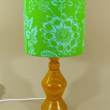 'Happyland' vintage lamp