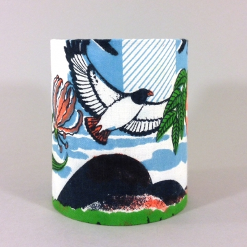 Pacific bird lantern