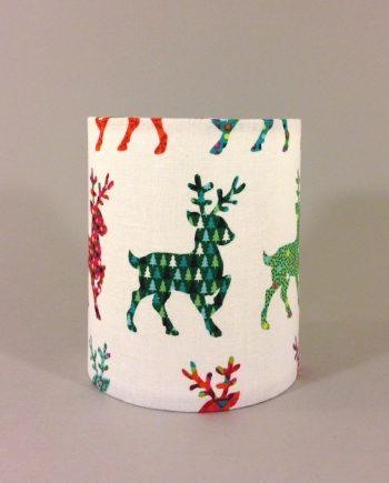 Christmas reindeer lantern