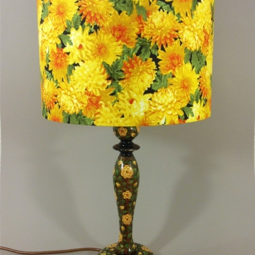 'Imperial Gold' vintage lamp