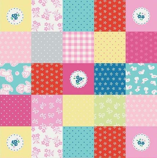 Lampshade fabric option