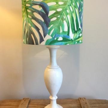 'Botanical Gardens' vintage lamp