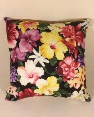 Island Beauties – handmade scatter cushion