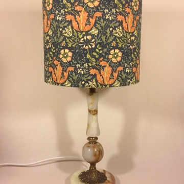 'Kelmscott Manor' vintage lamp
