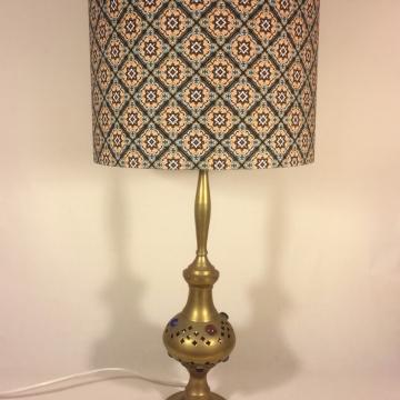 'Alhambra' vintage lamp