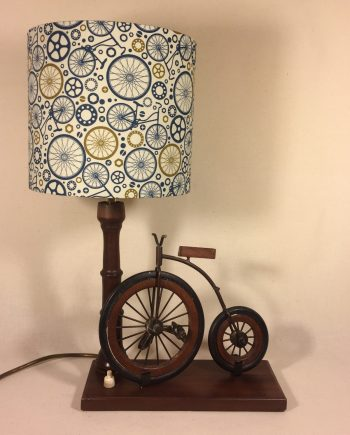 'You, Me & the Lamppost' vintage lamp
