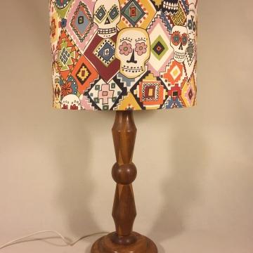 'Sugar & Spice' vintage lamp