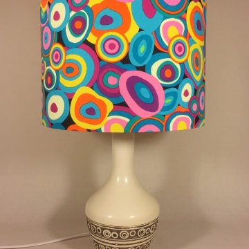 'Fantasia' vintage lamp
