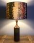 The Good Life vintage lamp and handmade shade