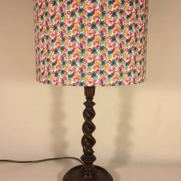 'Fruit Twist' vintage lamp