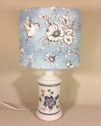 Take Flight vintage lamp and shade