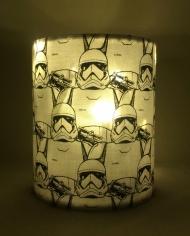What a Trooper lantern